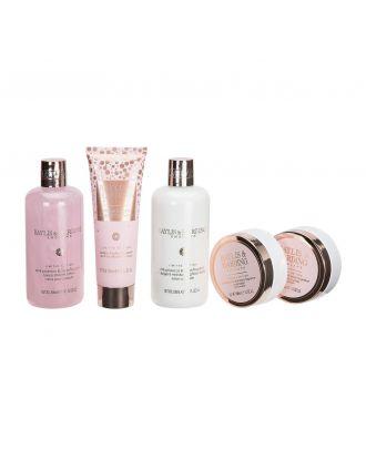 Baylis & Harding Pink Prosecco Ultimate Bathing Treats