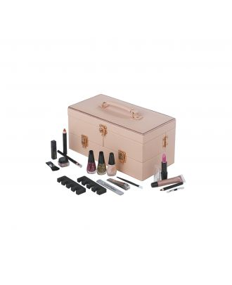 The Color Institute Rose Gold Beauty Essentials