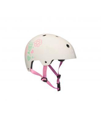 Kingston Soul 55-58cm Ladies Bike Helmet - Cream