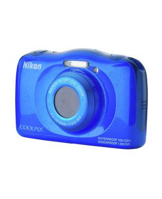Nikon CoolPix W100 13MP 3 x Zoom Waterproof Camera