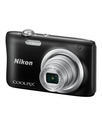 Nikon Coolpix A100 20MP 5x Zoom Compact Camera