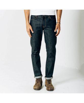 Mens Skinny Jeans Dark Wash