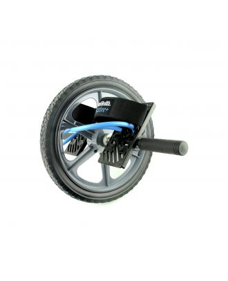 Men's Health Ab Wheel with Footstraps