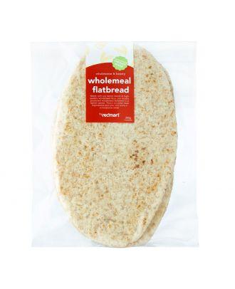 Freshly Made Wholemeal Flatbread