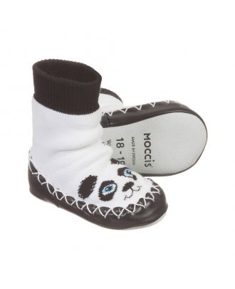 Panda 'Bam-Boo' Indoor Slipper Shoes