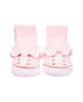 Baby Girls Booties (2Pack)