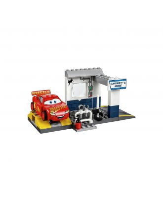 LEGO Juniors Cars Smokeys Garage
