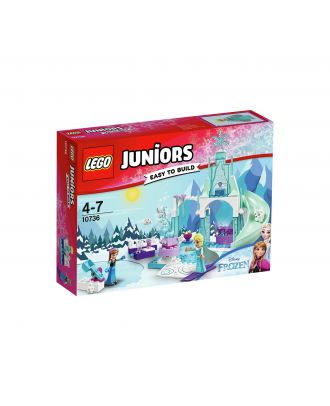LEGO Junior Frozen Anna and Elsa's Playground Playset
