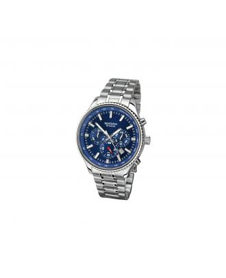 Sekonda Men's Dual Time Bracelet Watch