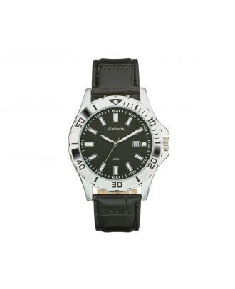 Sekonda Men's Sports Style Black Strap Watch
